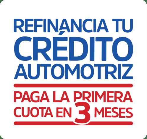 Refinanciamiento automotriz